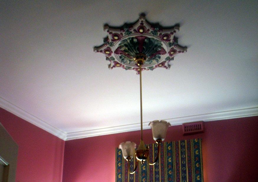Ornate Ceiling Rose 3