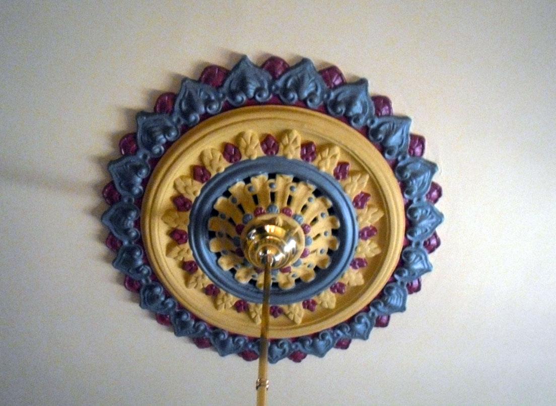 Ornate Ceiling Rose 1